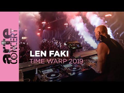 Len Faki @ Time Warp 2019 – ARTE Concert
