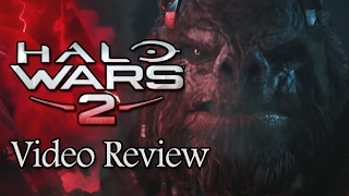 Halo Wars 2 Review Xbox One Exclusive (Video Game Video Review)