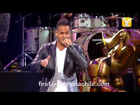 Romeo Santos - Cancioncitas de Amor - Festival de Viña del Mar 2015 HD