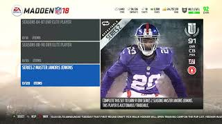 WeekEnd League Rewards From TOP 25 Placement! Madden 18 Ultimate Team