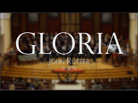 Bellarmine University Oratorio Society - Gloria - John Rutter
