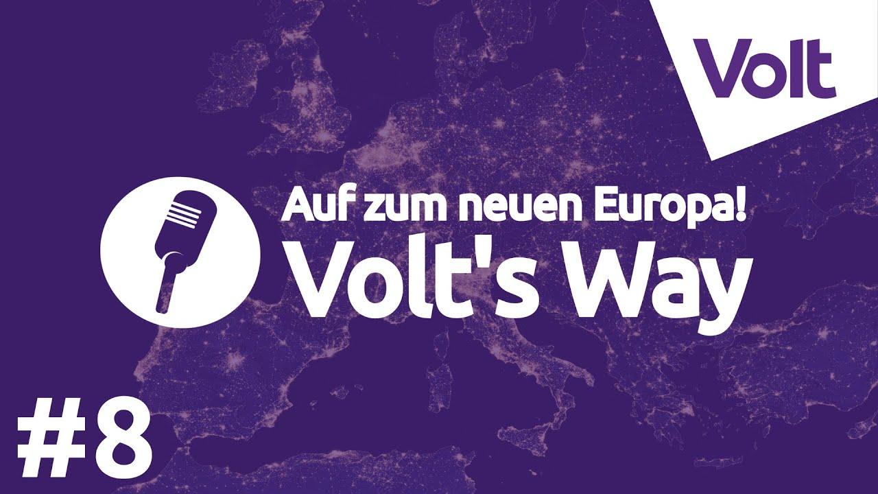 YouTube: München Made in Europe - Auf zum neuen Europa - Volt´s Way