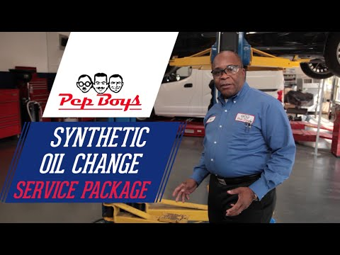 Pep boys synthetic oil coupon