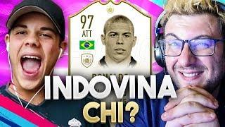 INDOVINA CHI con le ICON di FIFA 19!!!! | ENRY LAZZA vs TONY TUBO | FIFA 19 ITA