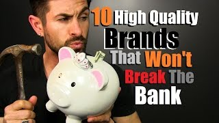 10 HIGH QUALITY Brands That Won