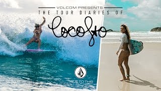 "Episode 1 ""Snapper"" -  Coco Ho Tour Diaries   Volcom"