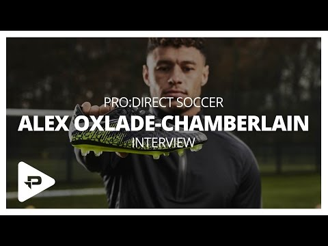 Alex Oxlade-Chamberlain Interview: How To Be A Winger