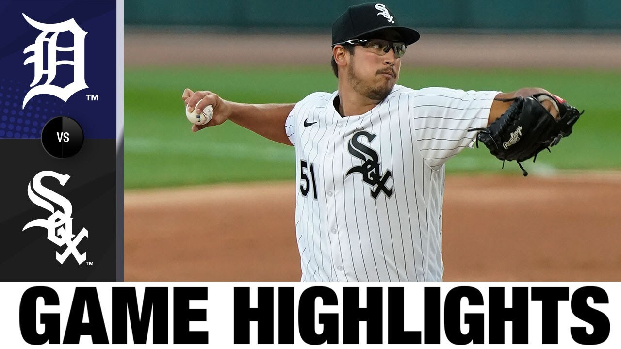 Dane Dunning, Jose Abreu fuel White Sox win | Tigers-White Sox Game Highlights 8/19/20