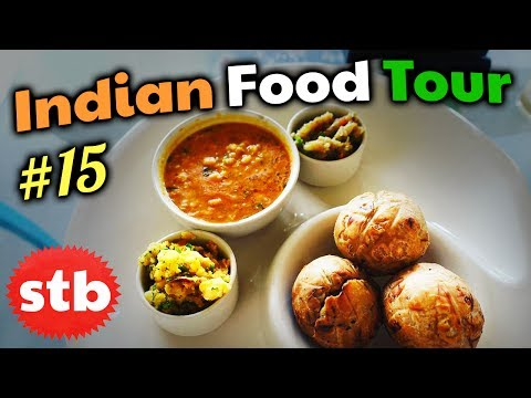 LEGIT Bihari Food in New Delhi, India // NORTH INDIAN FOOD Tour #15
