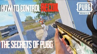 RECOIL HOW TO CONTROL IT AND WHY PUBG MOBILE