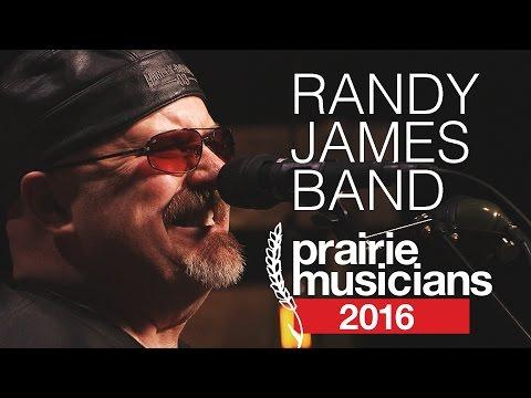 Prairie Musicians: Randy James Band