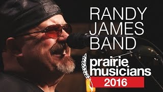 Prairie Musicians 805: Randy James Band