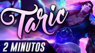 TARIC REWORK en 2 MINUTOS (Parodia) League of Legends