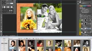 Album Design 6 Effects - AlbumDS Smart Album Express Album Xpress
