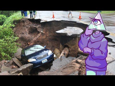 Sinkholes: The Hidden Terror Beneath Your Feet | Weird Wild World