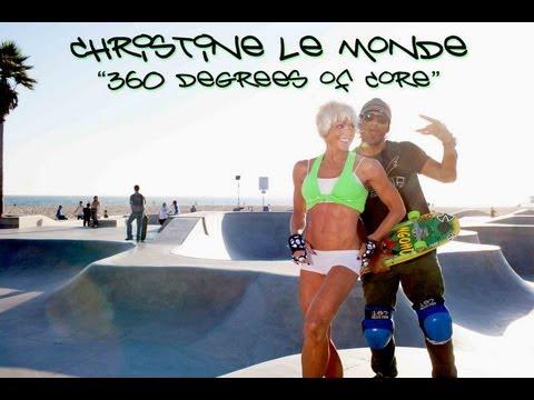 Christine Le Monde 360 Degrees of Core
