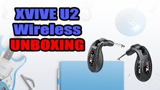 Xvive U2 Guitar Wireless (Unboxing & Demo) - #xviveu2