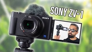 Sony ZV-1 - Is this the BEST Vlogging Camera of 2020?
