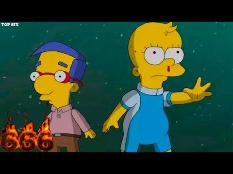 """LOS SIMPSON en el EPISODIO 666, PARODIAN """"STRANGER THINGS"""" Y """"LA FORMA DEL AGUA'"""" from YouTube · Duration:  4 minutes 27 seconds"""