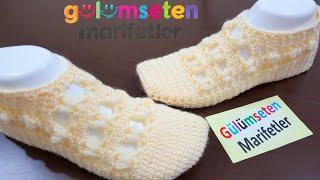 How to  easy crochet mesh models, crochet models, crochet samples tutorial Flowers making
