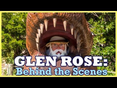 Behind the Scenes - Glen Rose, TX - The Daytripper