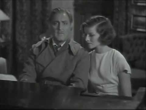 A Bill of Divorcement (1932) - John Barrymore - Katharine Hepburn