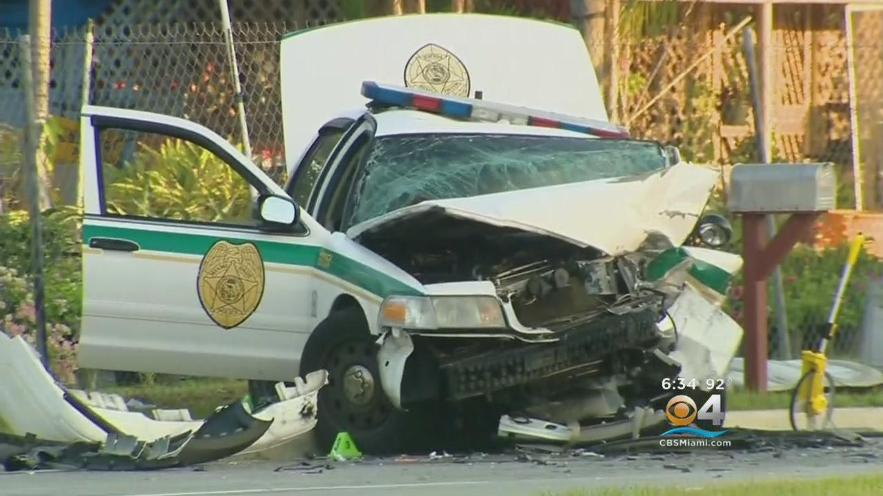 Victims 'Lucky To Be Alive' After Wrong-Way Wreck