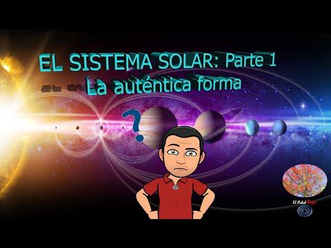 La realidad del Sistema Solar