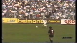 Padova Bologna 2-4 1987/88