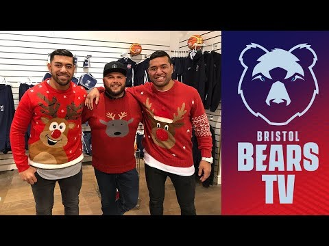Episode Two: The Official Bristol Bears Podcast