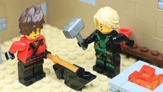 Brick Channel Lego Ninjago: How To Make A Ninja