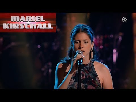 Mariel Kirschall    Chris Isaak - Wicked Game    The Voice 2019 SingOffs (Germany)