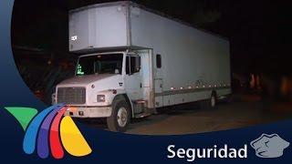 Asaltan camión de mudanza en Jalisco; hay 3 detenidos | Noticias de Jalisco
