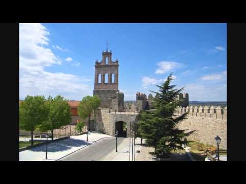 Walled City of Avila, Spain