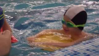 Открытый урок в бассейне 2