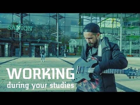 Working during your studies - International Students in the Netherlands #studyinholland