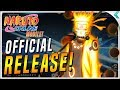 NARUTO ONLINE MOBILE! Tencent Official Release! First Impressions Gameplay iOS/Android