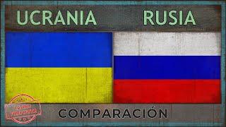 UCRANIA vs RUSIA - Potencia Militar [2018]