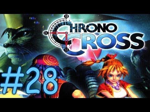 Chrono Cross Walkthrough Part 28: Dead Sea Blue