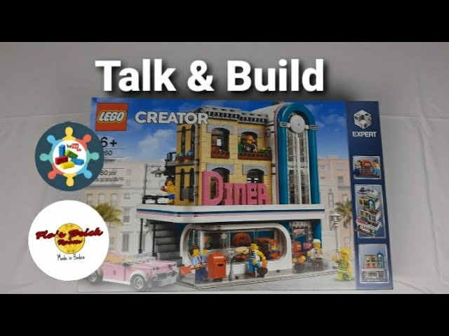 Talk & Build mit Gästen