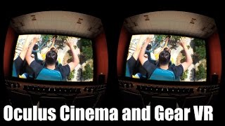 Gear VR Oculus Cinema - How to Watch Your Own Movies(I answer one of the biggest questions posed so far - how to watch your own 2D and 3D content within the Oculus Cinema app. I show which folders to put them ..., 2014-12-01T10:58:17.000Z)
