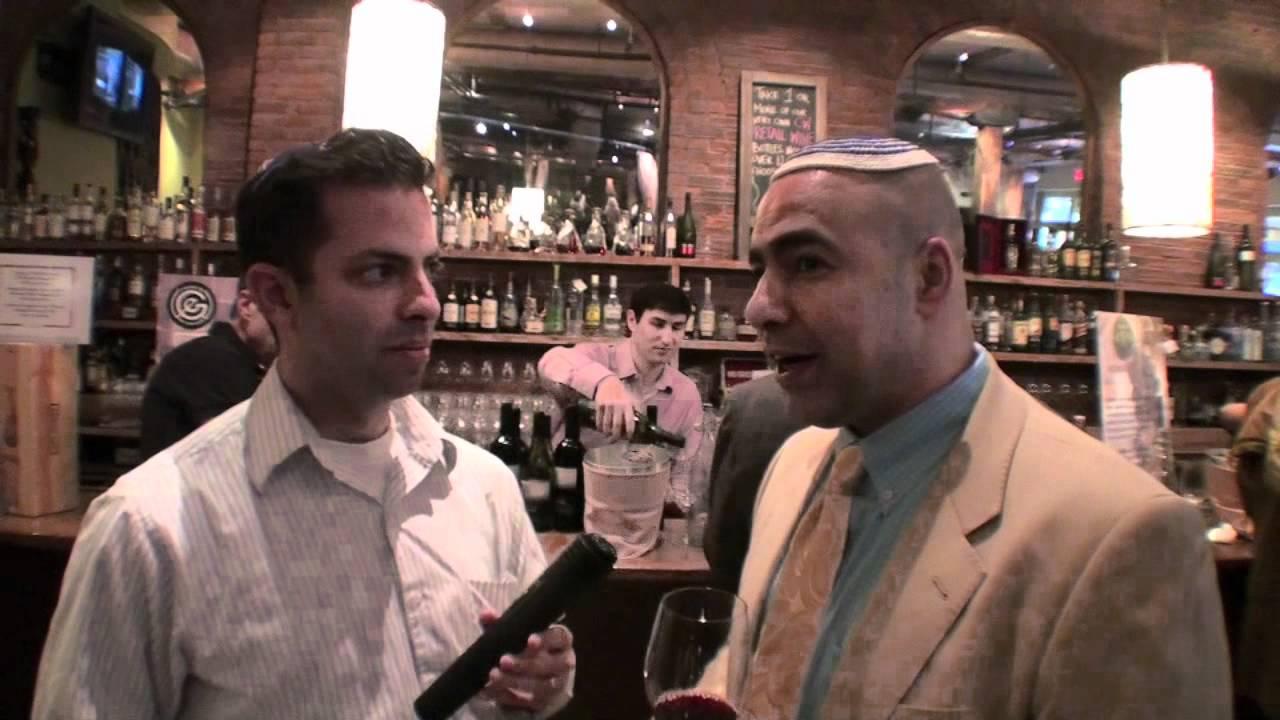 Jewish Week Wine Tasting Event - KosherGuru - Bringing