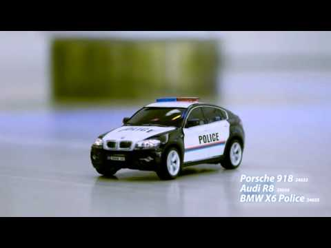 24653 24654 24655 Porsche918 AudiR8 BMWX6 Police