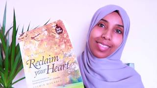 Book Club 2018 | March Book Review: Reclaim Your Heart