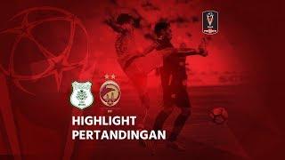 [Perebutan Juara 3] Highlight PSMS Medan Vs Sriwijaya FC 17 Februari