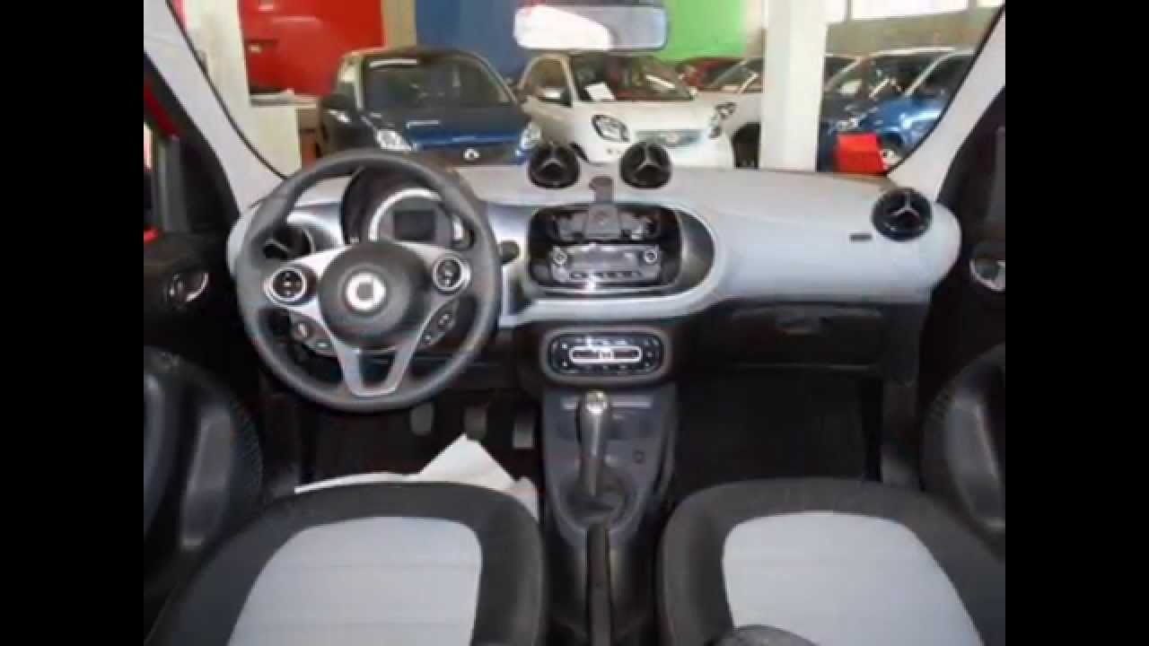 SMART forfour 70 1.0 twinamic Prime - In commercio da 6 ...