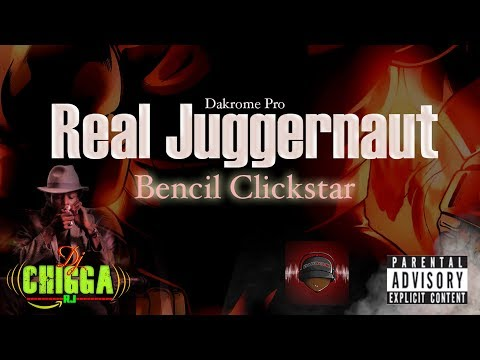 Bencil - Real Juggernaut (Industry Diss)