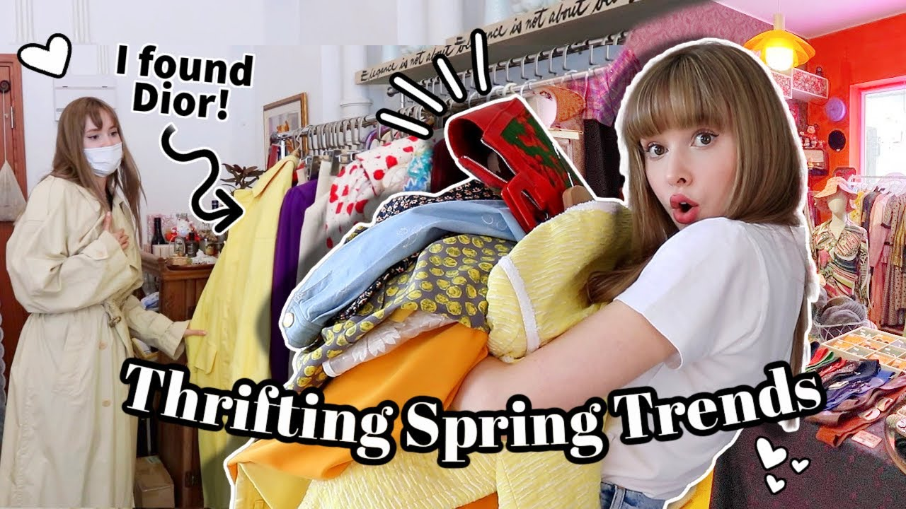 Why Thrifting in Hong Kong is AMAZING | Secondhand Shops You Should Know