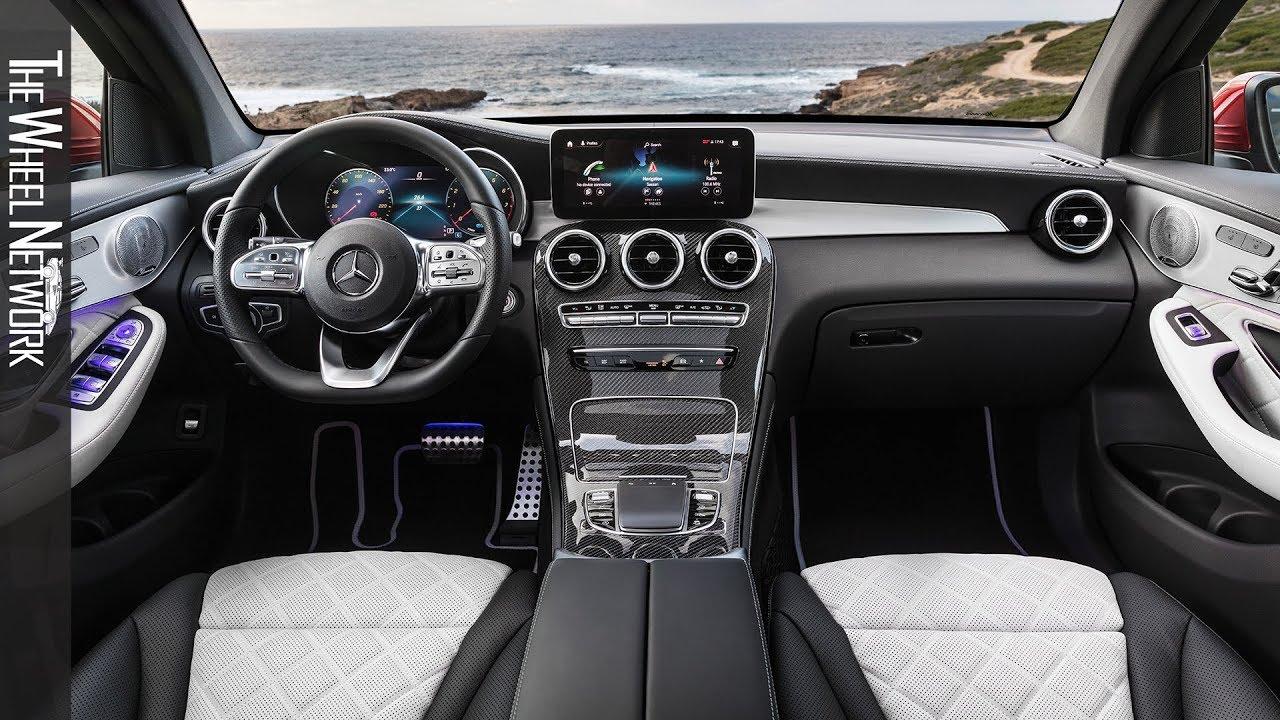 2020 Mercedes Benz Glc Coupe Interior