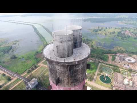 Inspection of Chimney: Thermal Power Plant